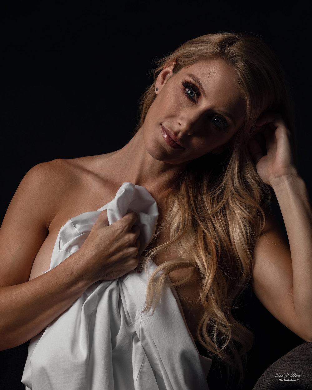 Arizona Fashion Portrait Photographer Chad Weed - Fitness Model Kristi