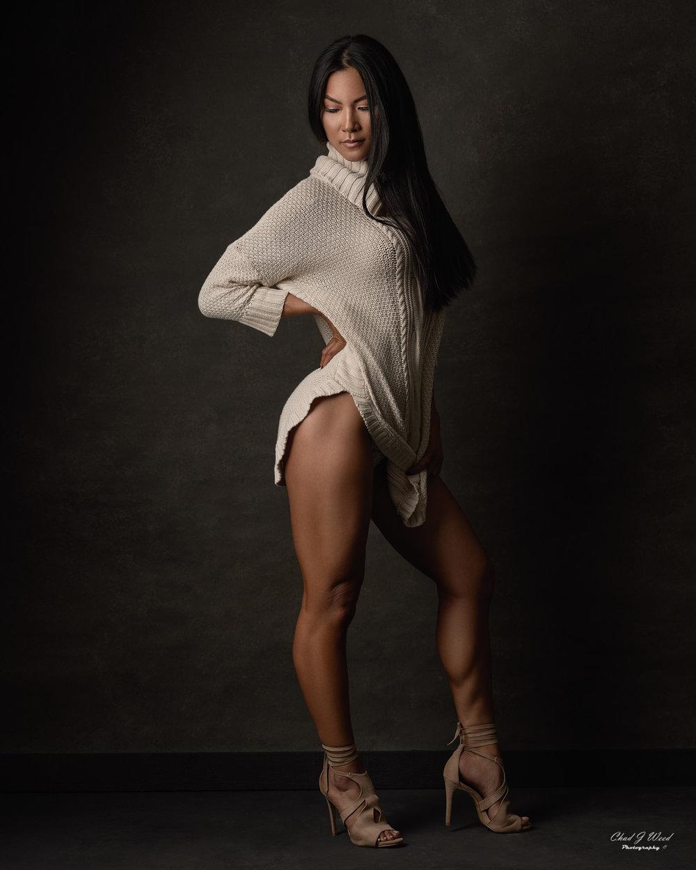 Lora Fitness Portrait
