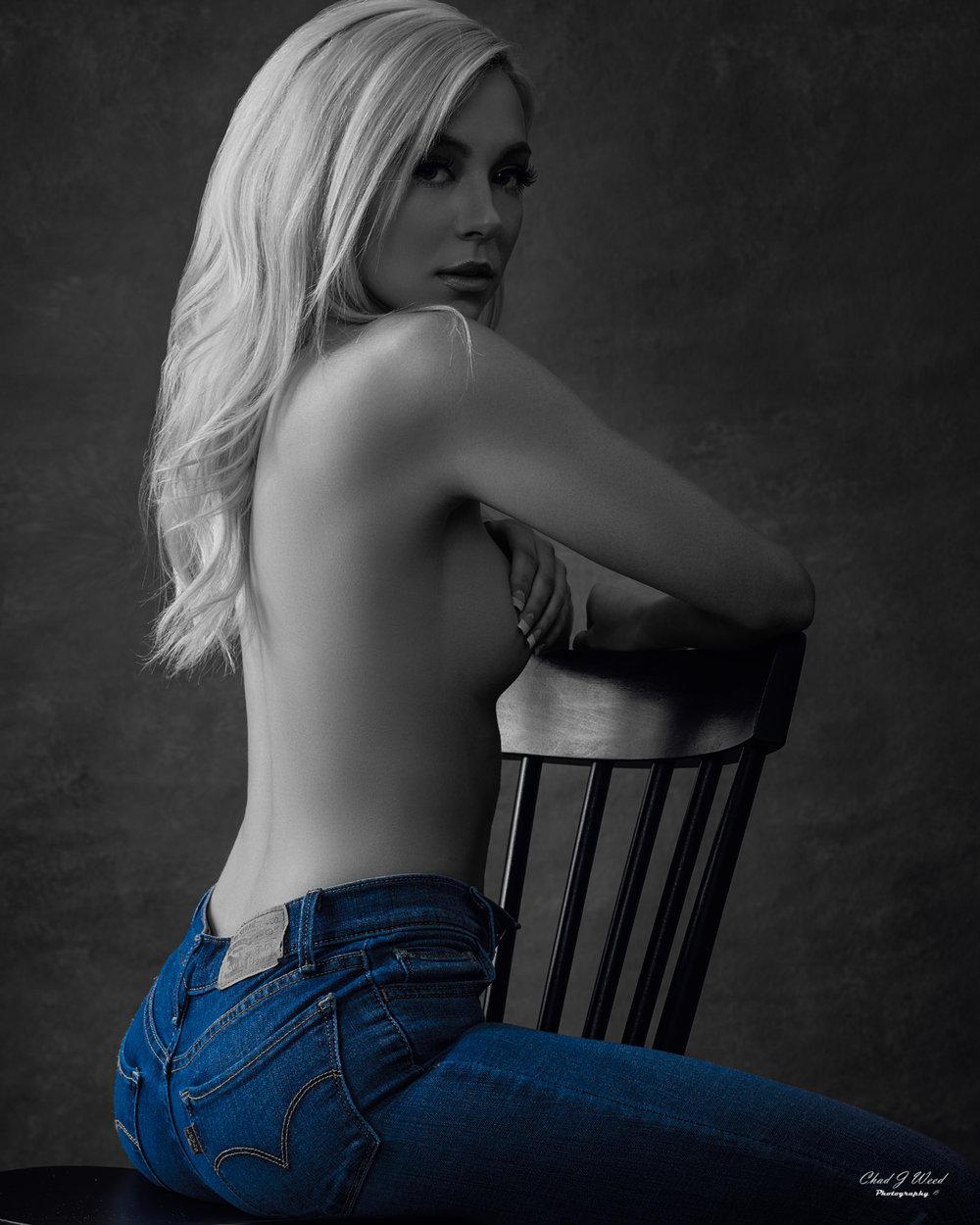 Mesa Arizona Fashion Photographer Chad Weed of Taylor Blue Jean Baby