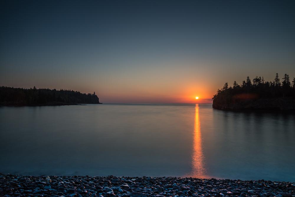 Split Rock Bay