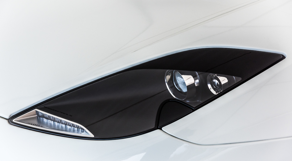 Lotus Headlight