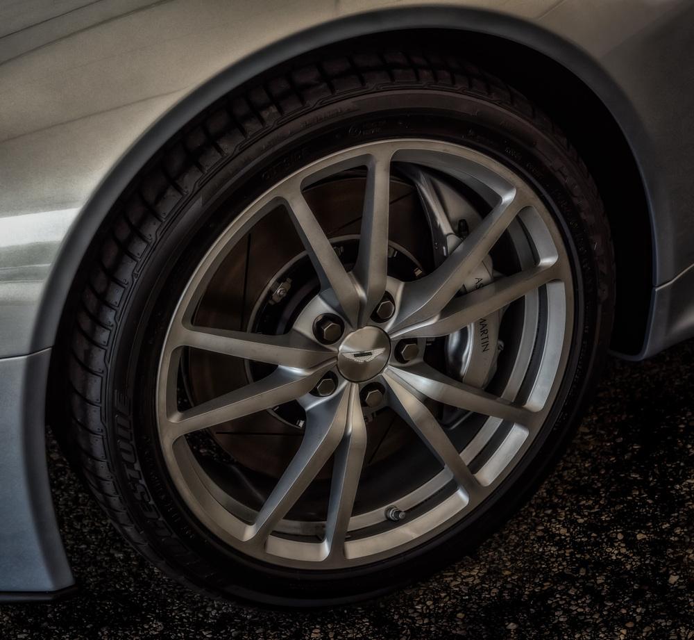 Aston Martin Wheel