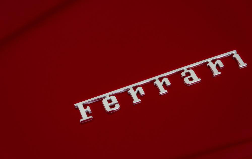 Ferrari Emblem 2