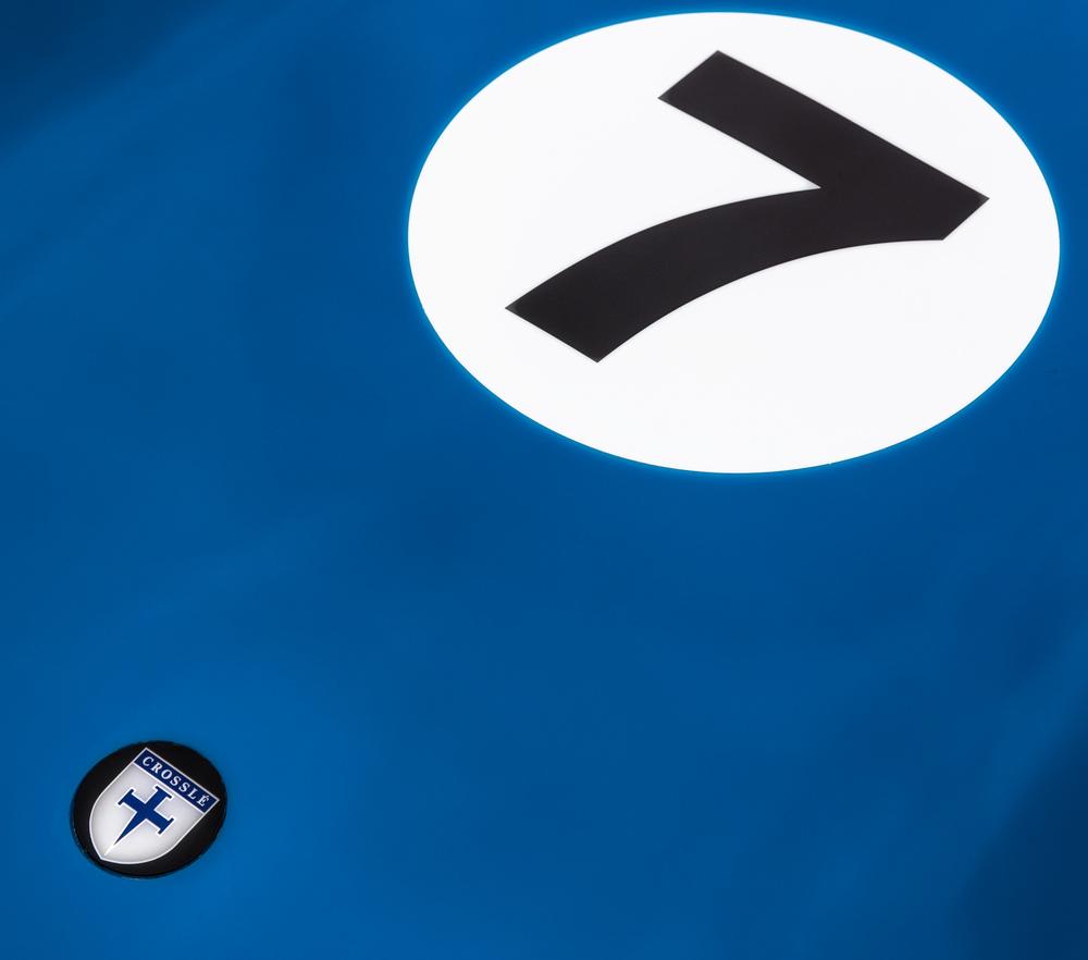 Crossle Emblem