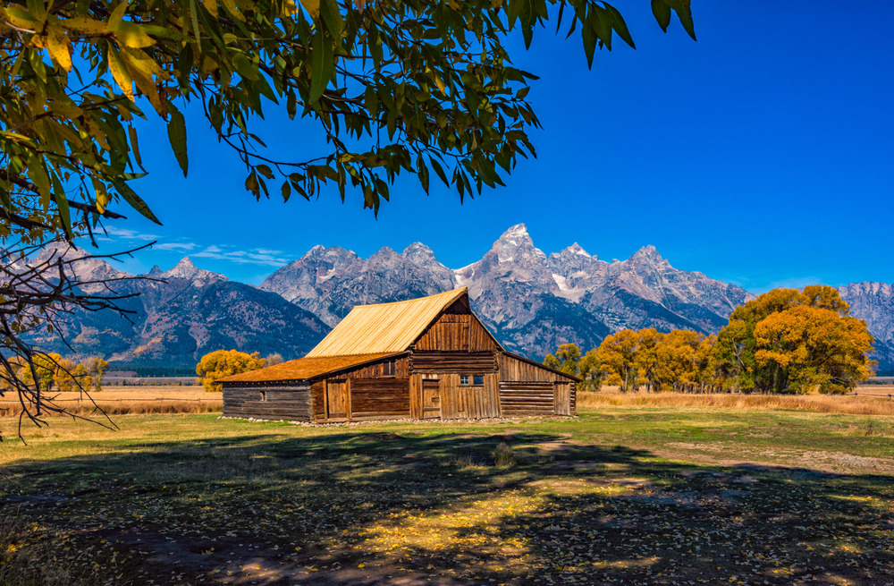 Mormon Row Barn 2