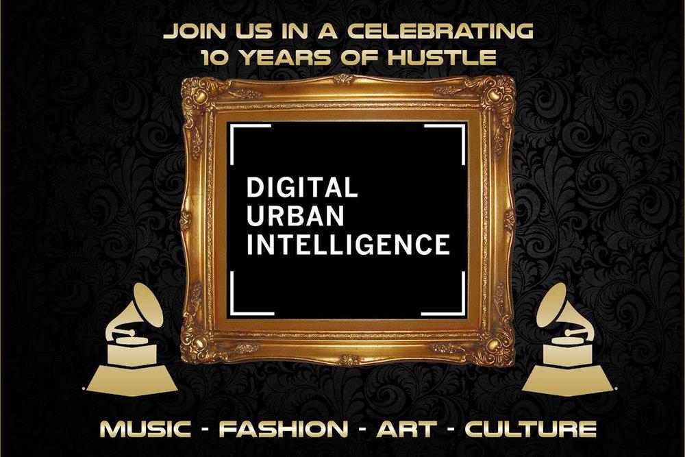 Digital Urban Intelligence 10 Year Anniversary Party