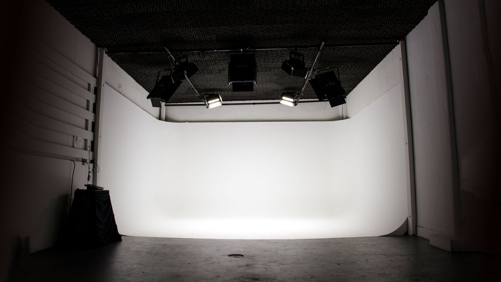 Studio A is $100/hr. with a two hour booking minimum.