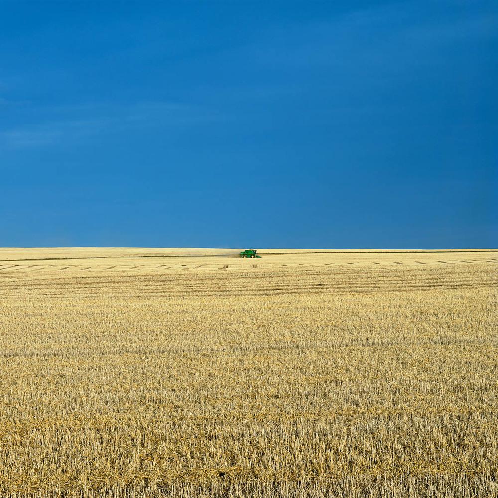 Tractor, Alberta, 2005