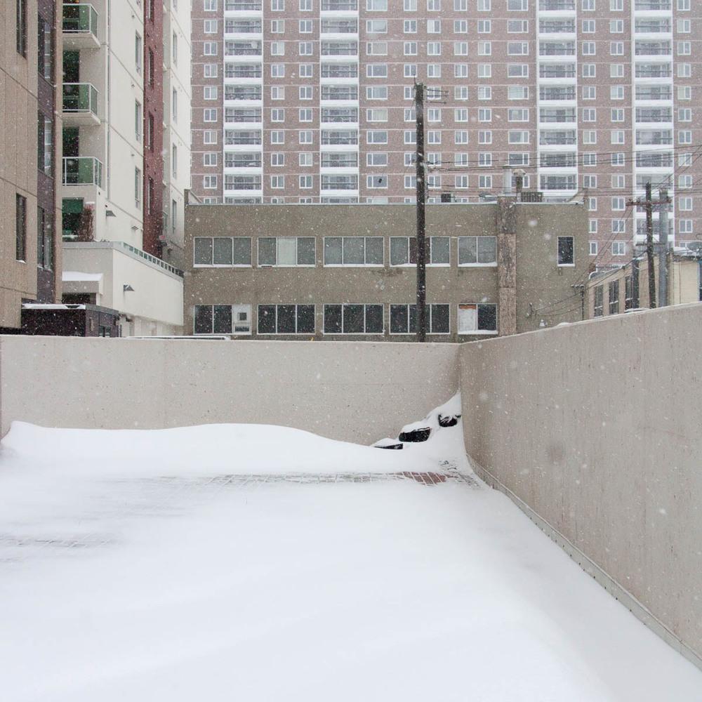 Brutalist, Edmonton, 2012