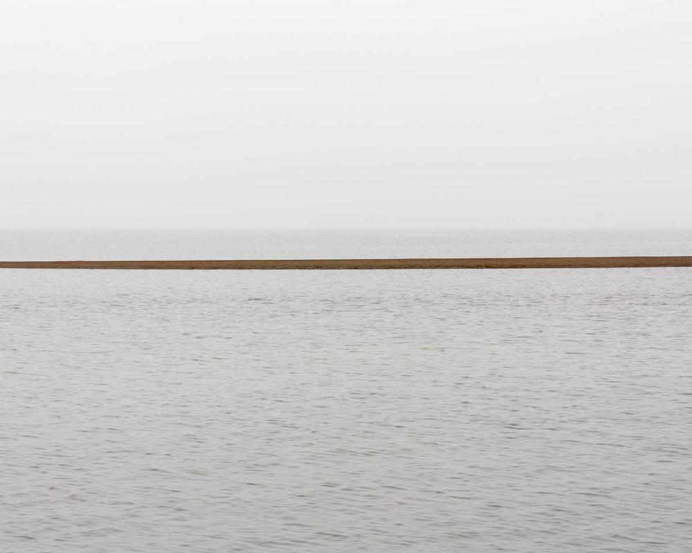 Sand Line, October, 2012