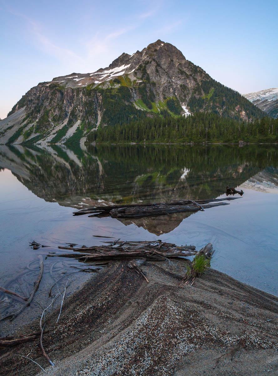 Pointed, Garibaldi Provincial Park, 2012