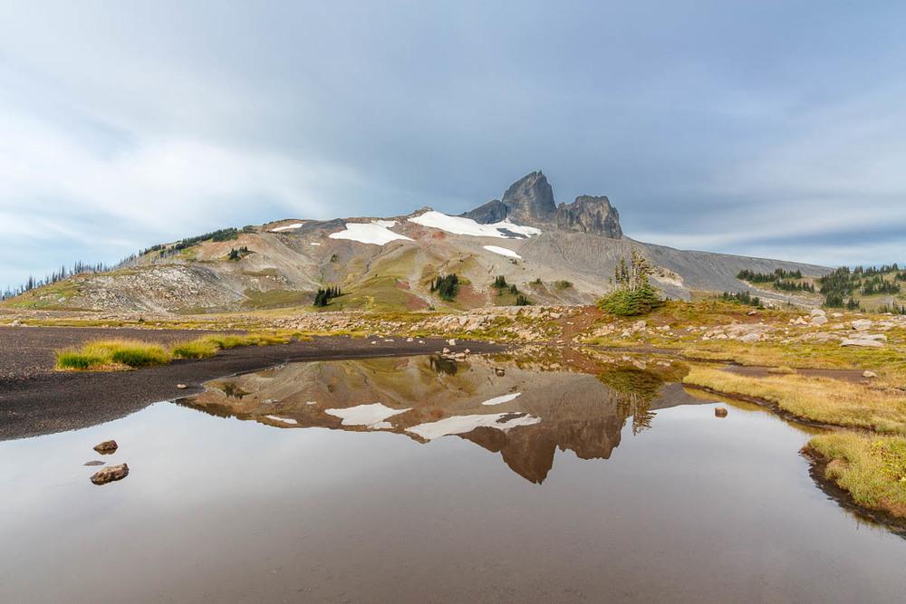 Peaceful, Garibaldi Provincial Park, 2013