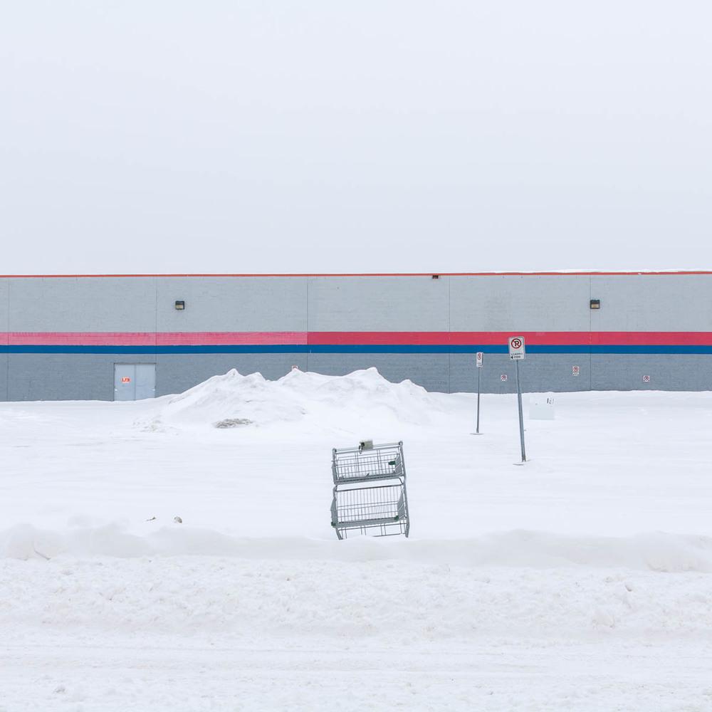 Abandoned, Edmonton, 2008