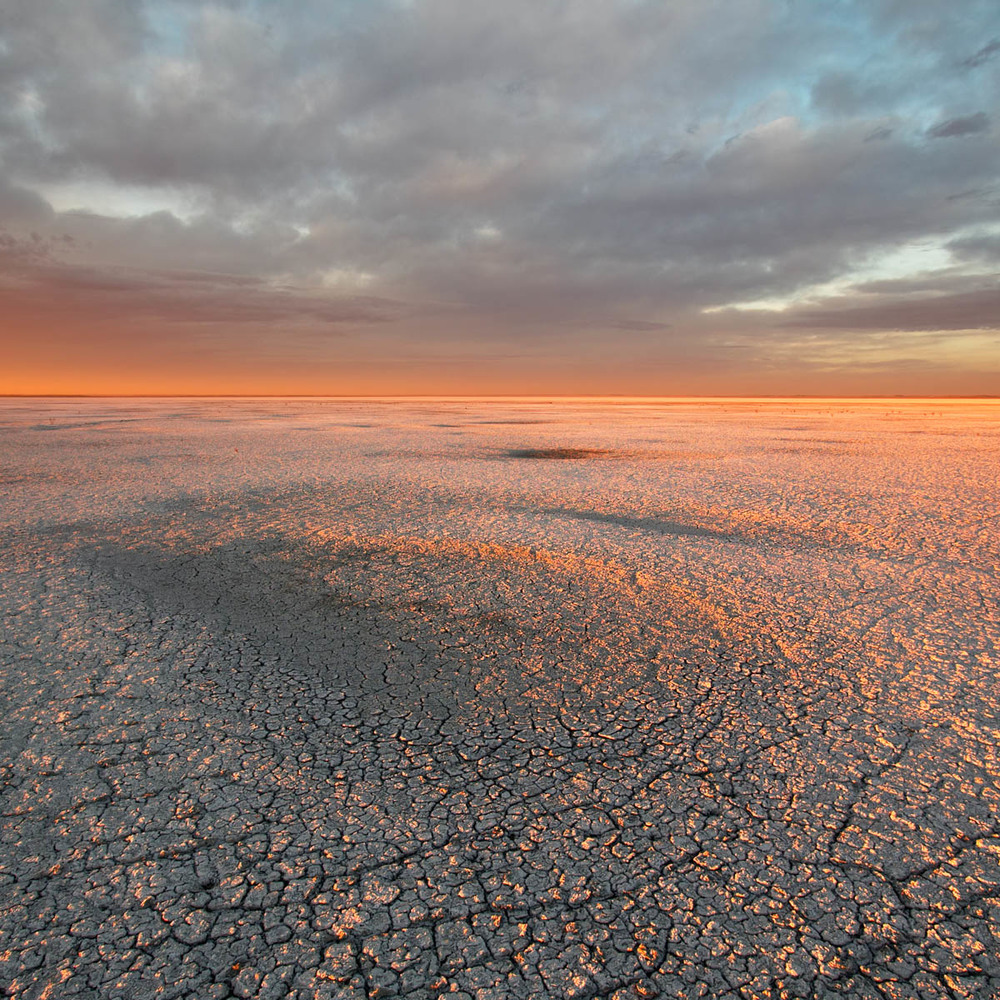Last Light, Bittern Lake, 2004 Prairie Waters
