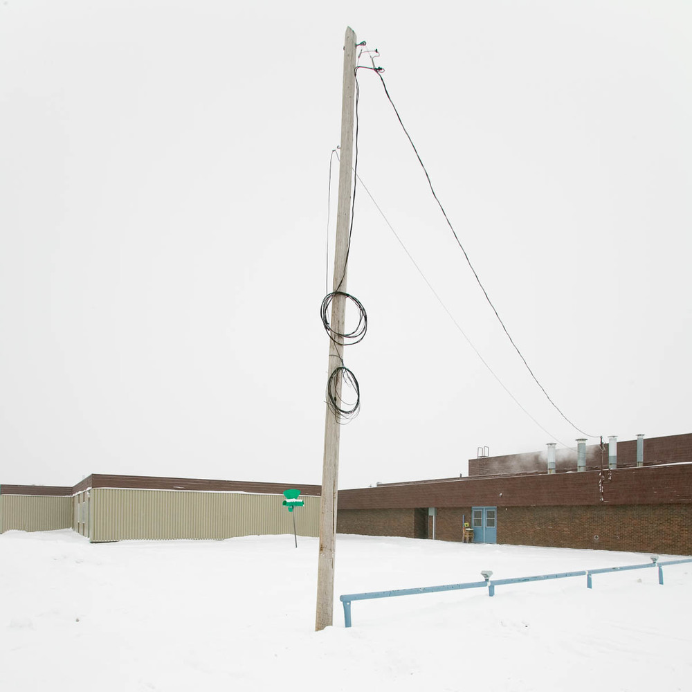 Loops, Edmonton, 2006 Winter City