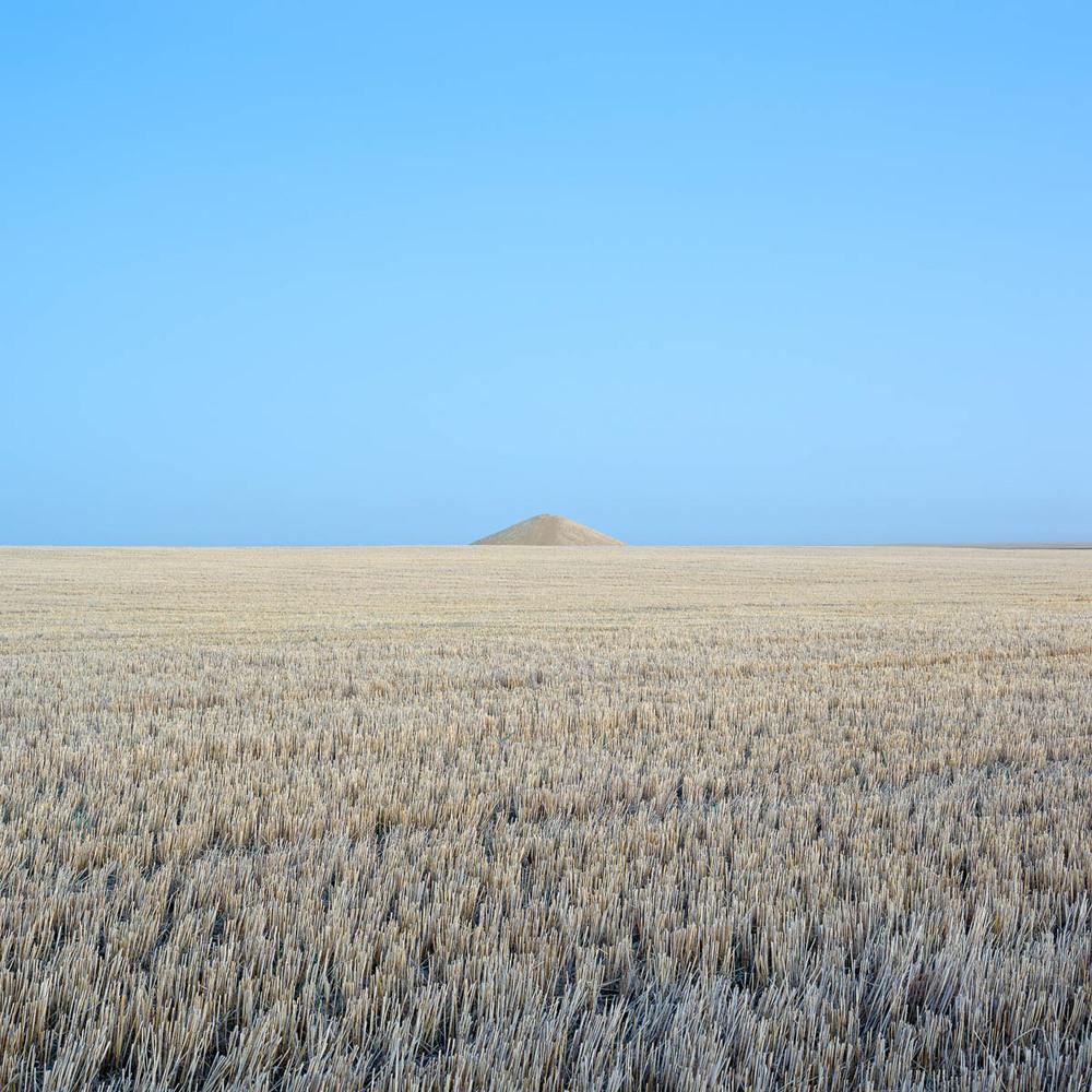 Prairie Pyramid, Alberta, 2005