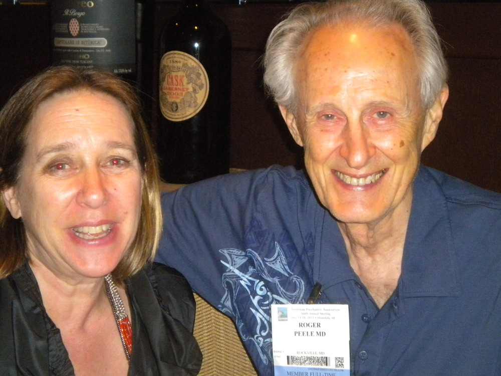 Roger Peele and Suzanne renaud