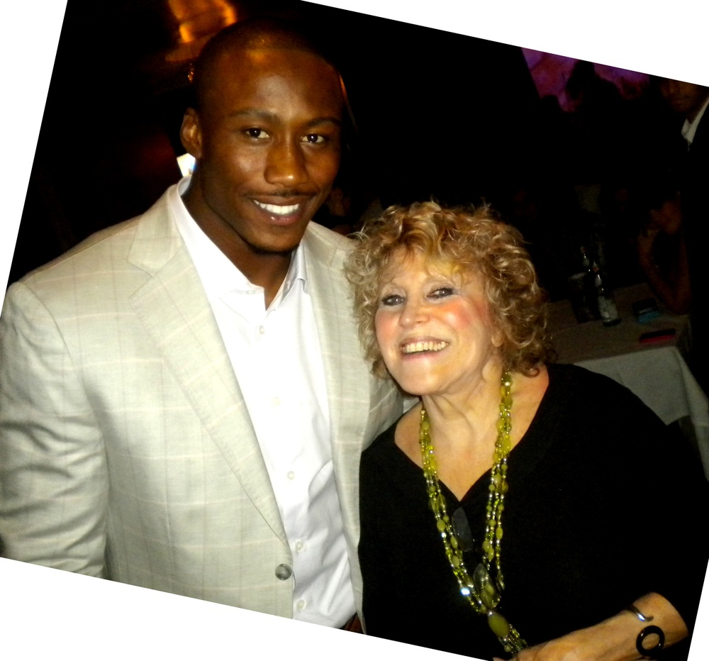 brandon marshall and valerie porr