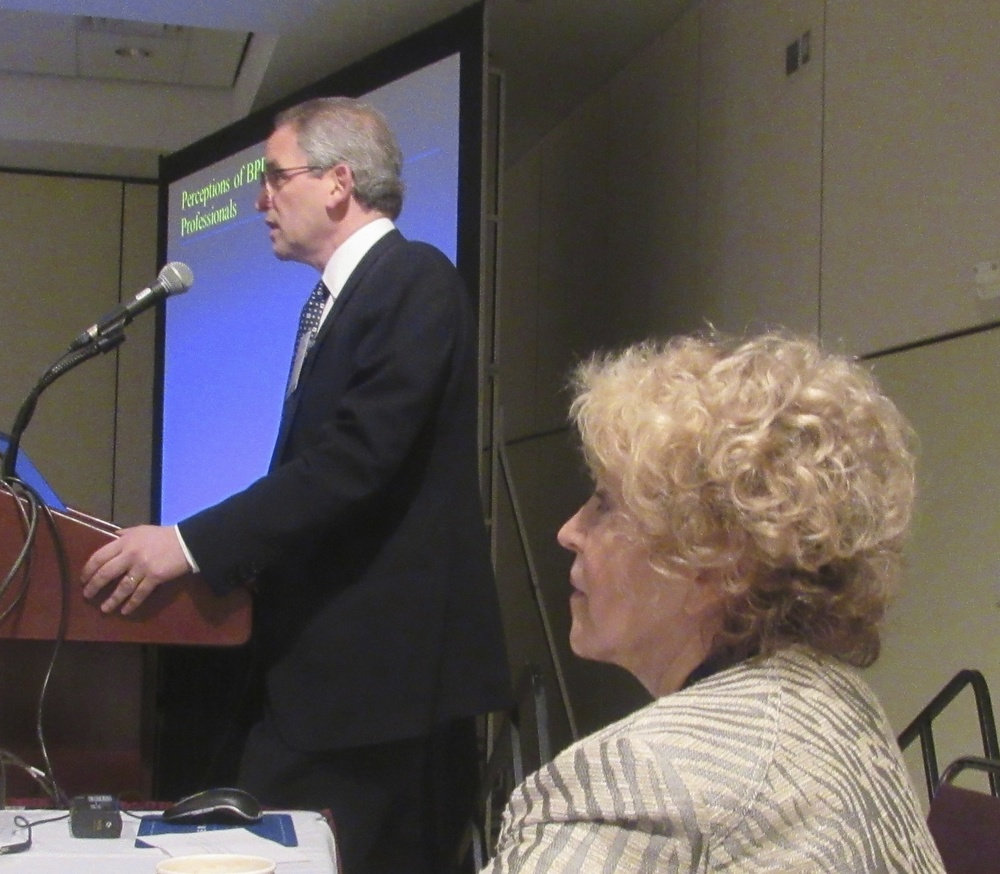 marc zimmerman speaking about misdiagnosis and mistreatment at the apa in toronto, 2015