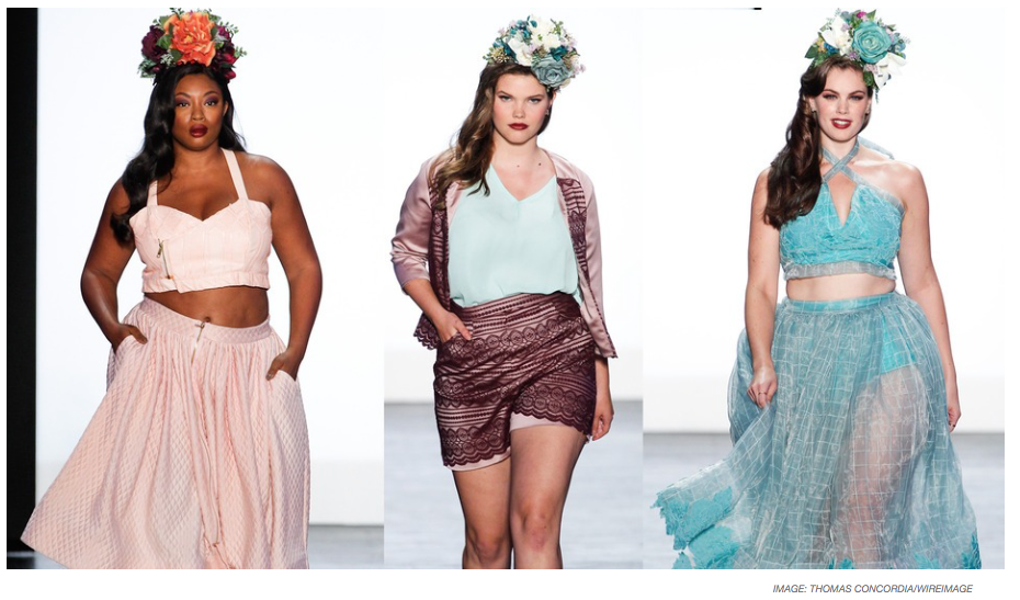 In project Runway First, finalist debuts entirely plus-size fashion show
