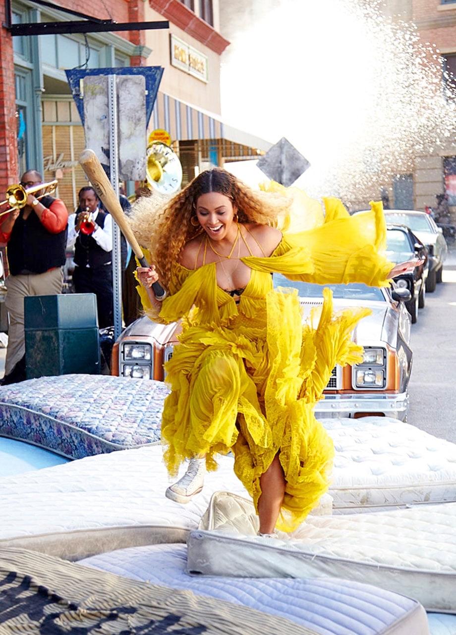 © Beyoncé via USMagazine.com