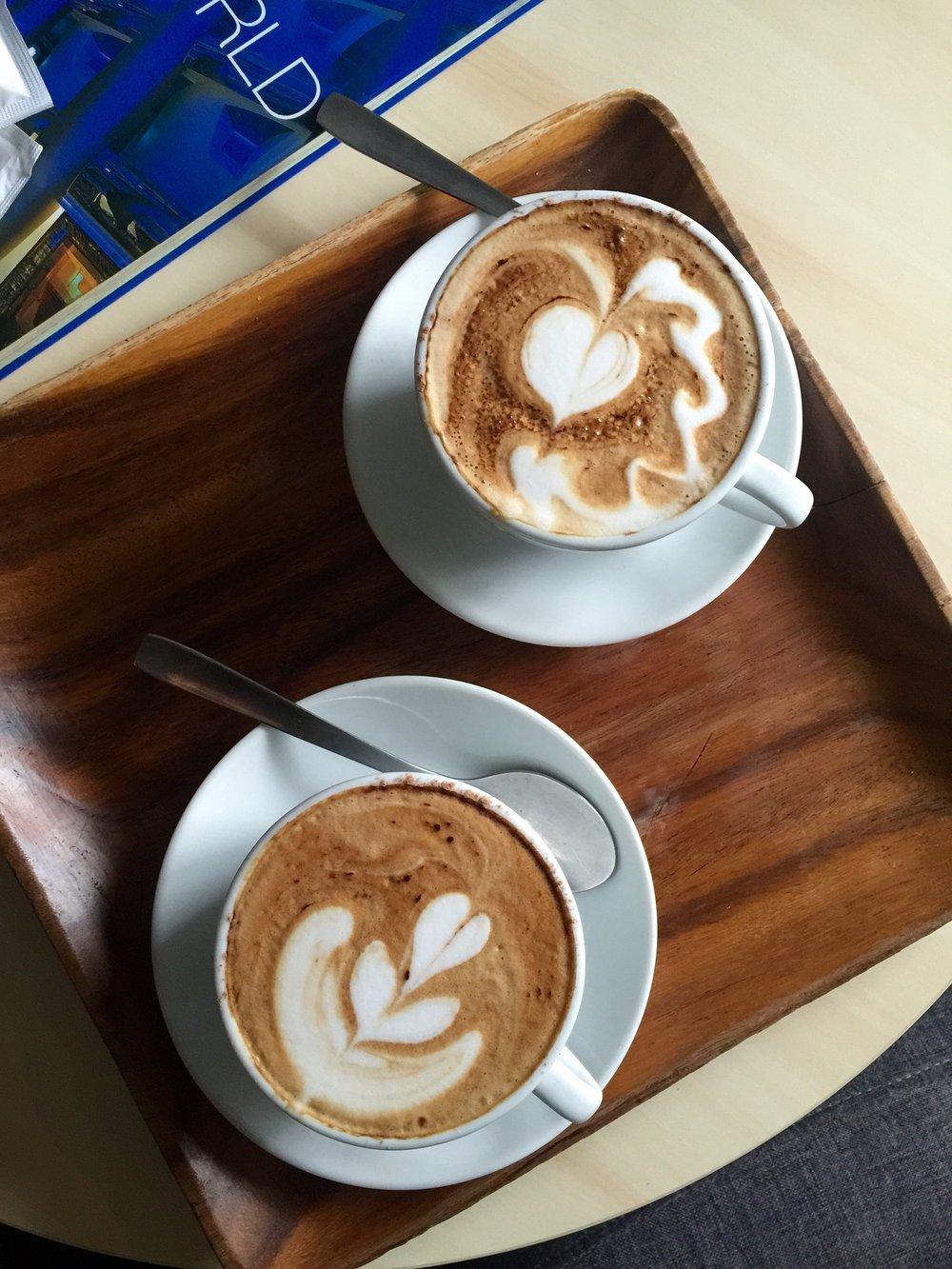 Este artigo não é aconselhado a caffeine addicts...