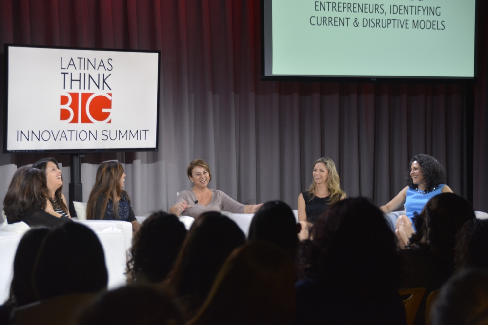LATINOS THINK BIG SUMMIT  SAN FRANCISO  October 6, 2015