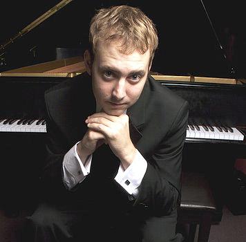Jacob Ertl in recital, November 9 (2014)