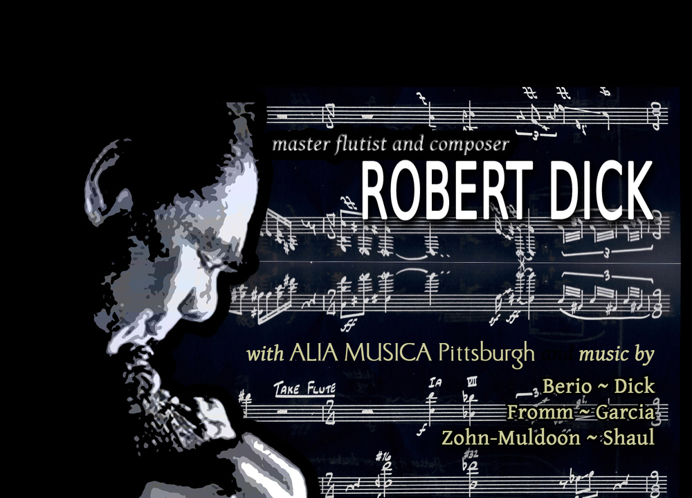 Robert Dick with Alia Musica