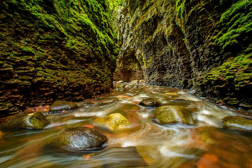 Kadunce River Gorge
