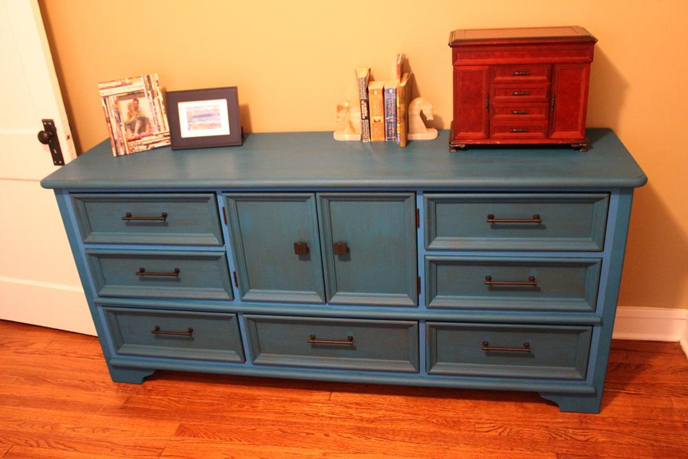 Well-known DIY {Chalk Paint Dresser Revival} — Squid & Birch BB59