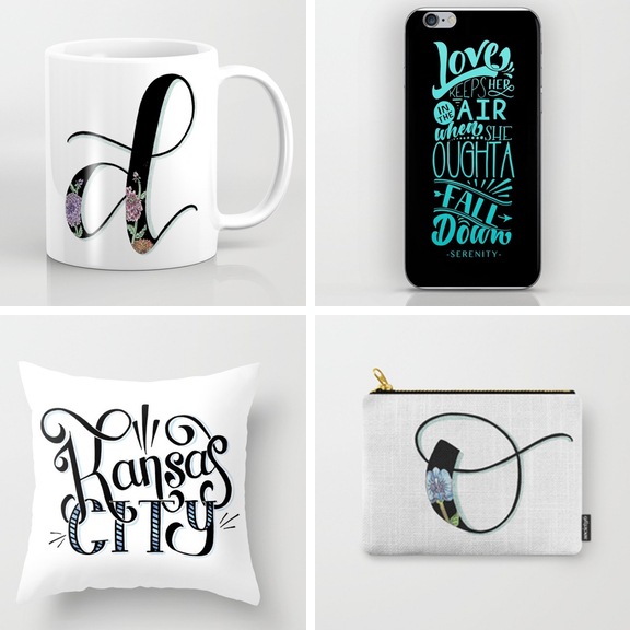 Shop my Society6