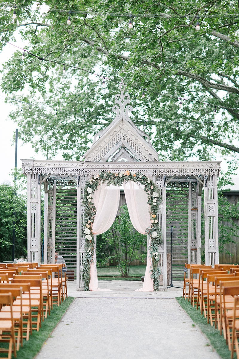 Terrain wedding planner Heart & Dash