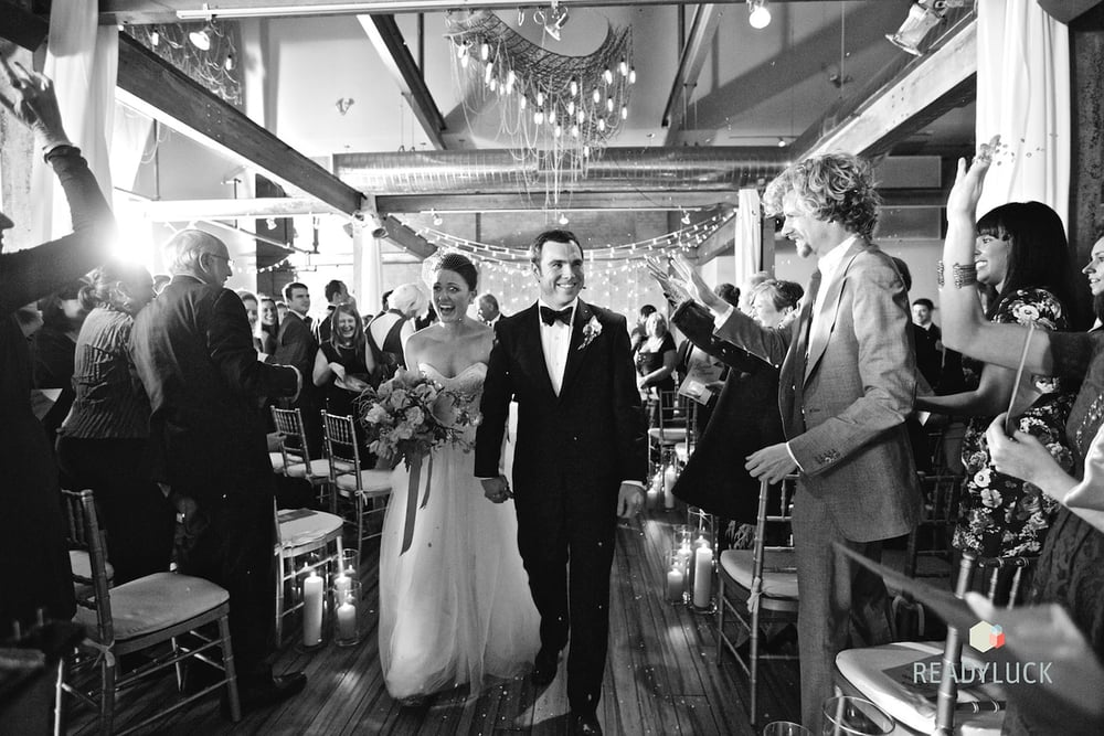 Glamorous Gold Wedding | Philadelphia wedding planner Heart & Dash