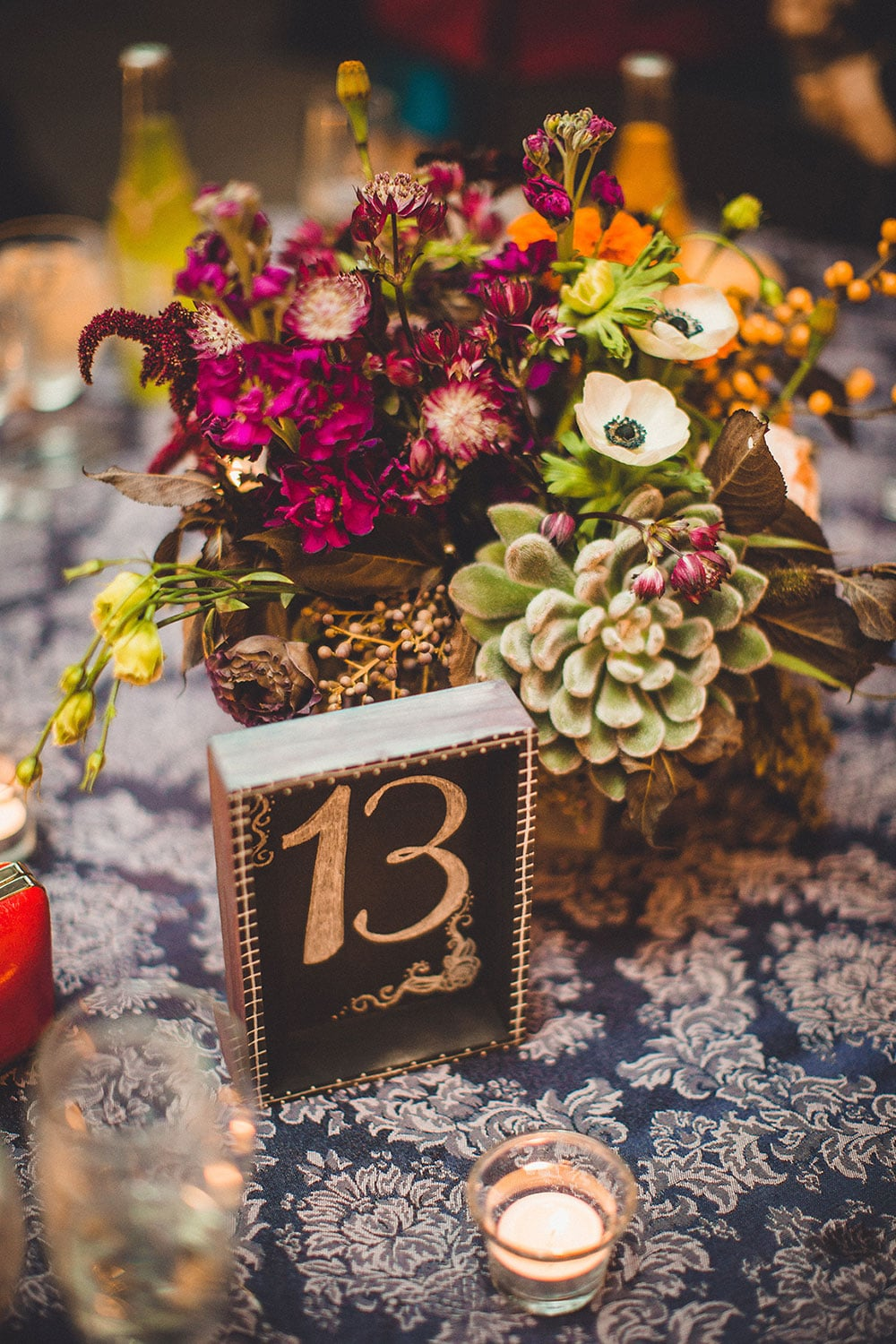 Day of the Dead Wedding | Delaware Wedding Planner Heart & Dash
