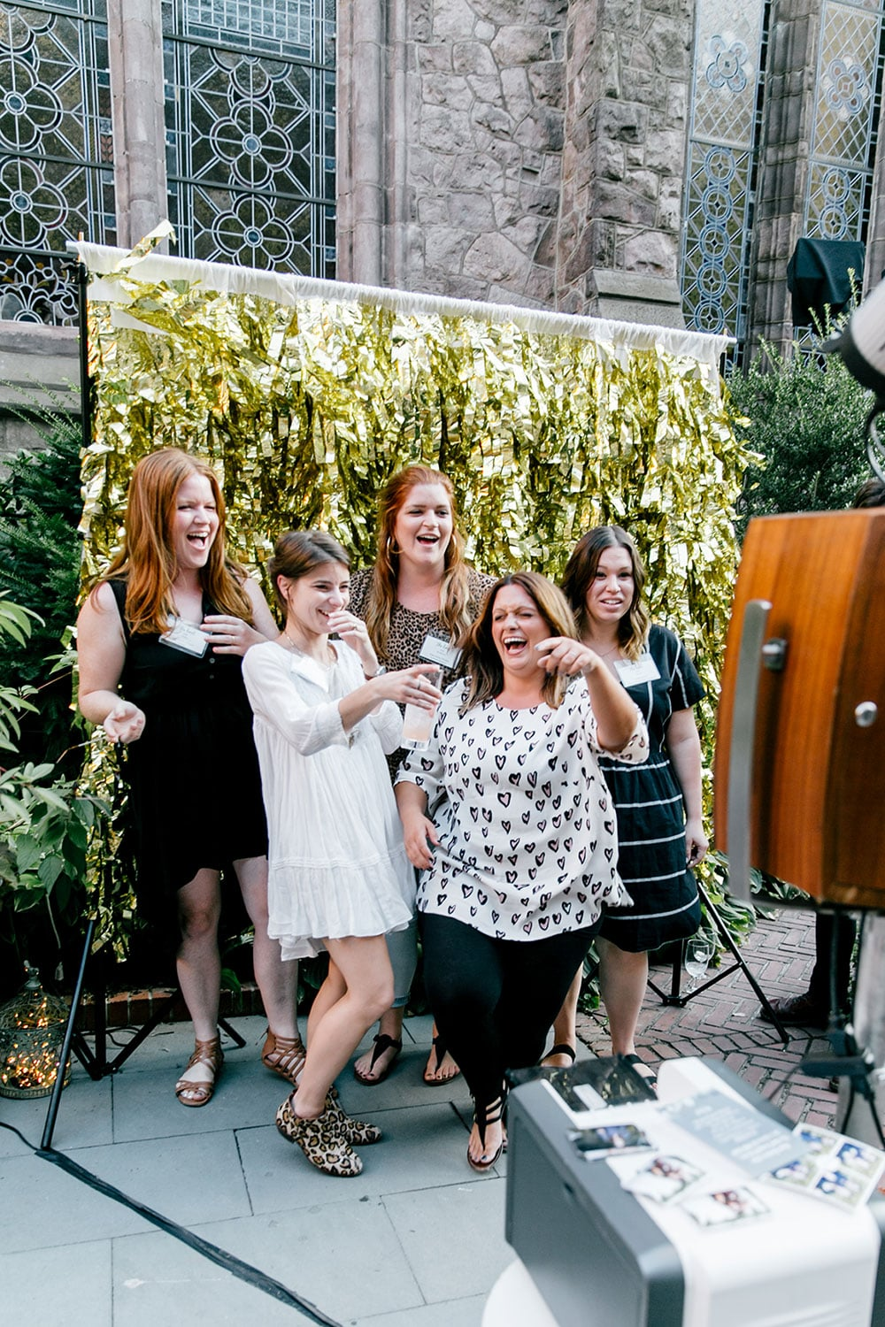 Collaboration between The Knot & Philadelphia Event Planner Heart & Dash