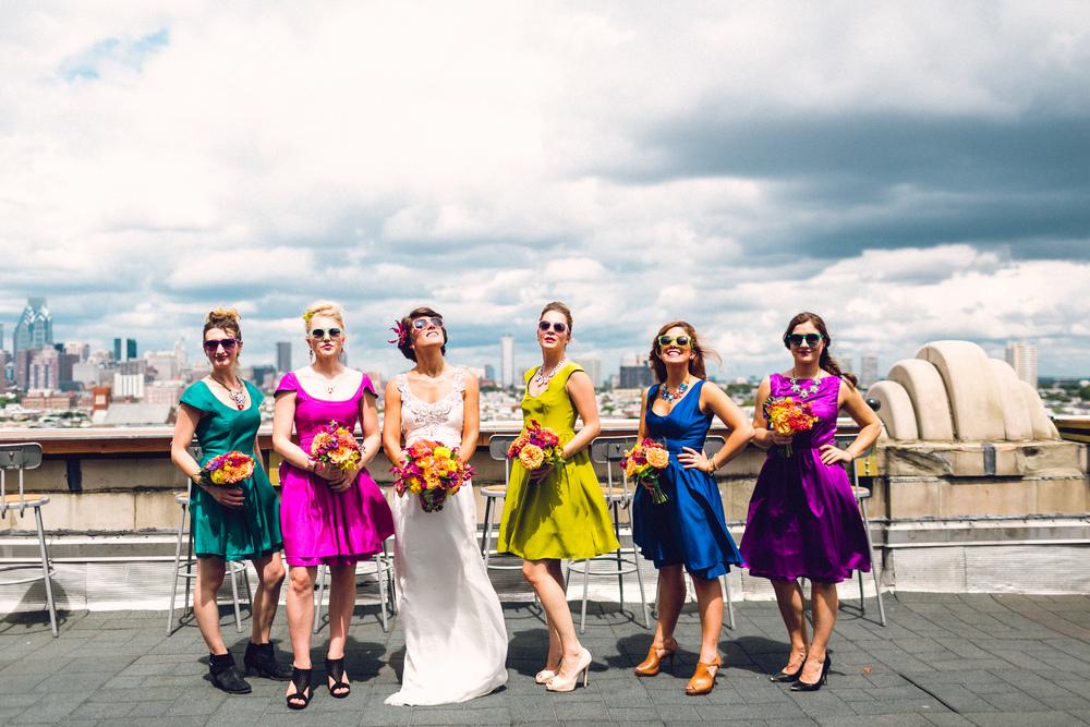 Philadelphia Wedding Inspiration at Bok Building