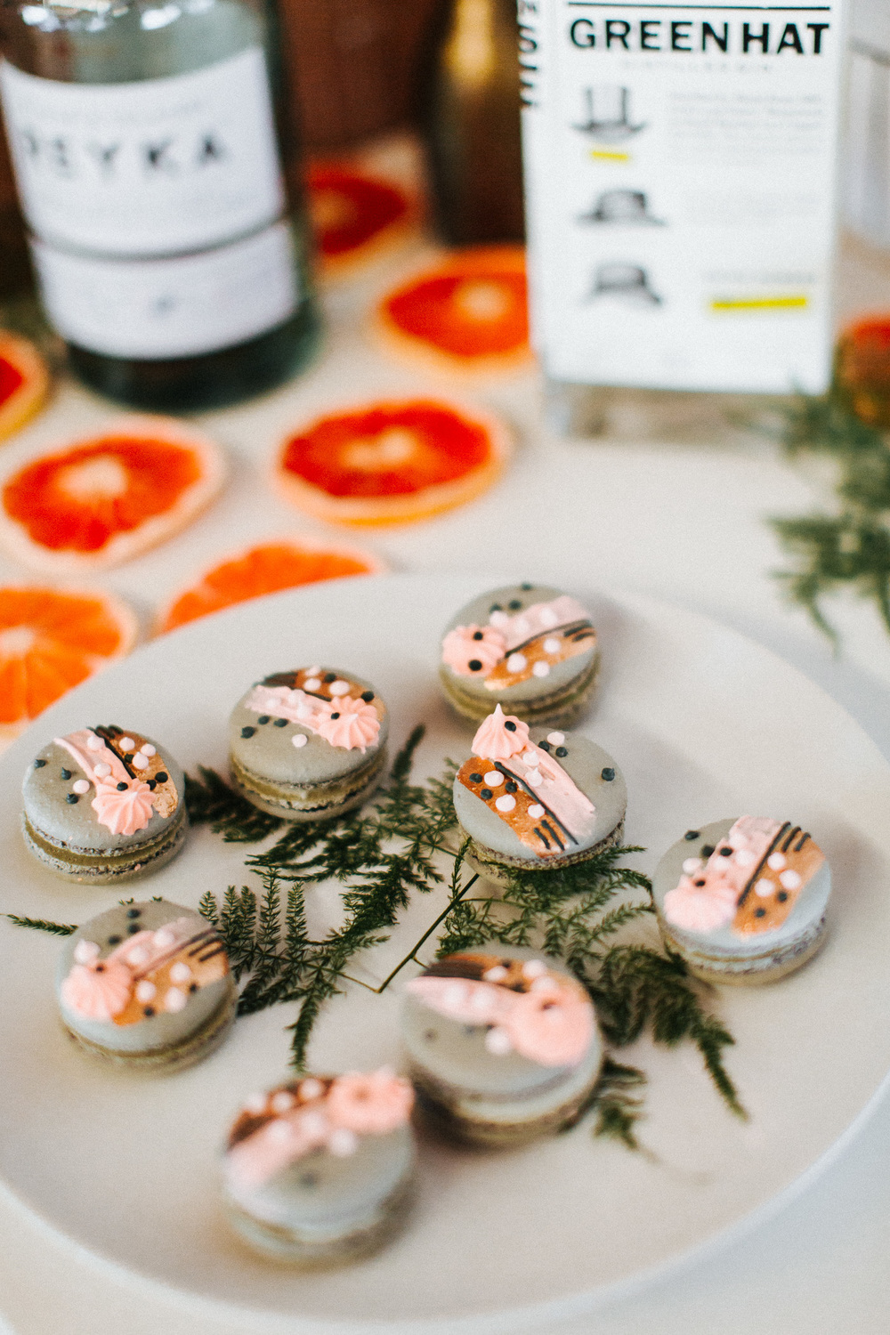 Citrus inspired wedding at Cedar Lakes Estate with Heart & Dash and The More We See