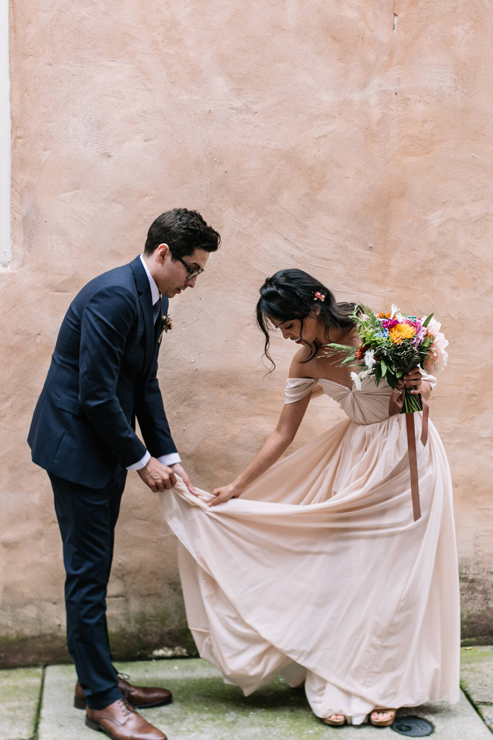 Philadelphia Wedding Planner Heart & Dash | Old City Wedding at Twisted Tail | Brittney Raine Photography