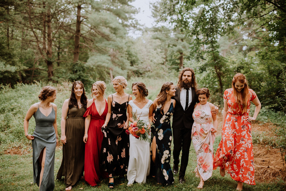 Wedding at a Private Home in Bucks County :: Destination Wedding Planner Sarah Kudlack from Heart & Dash :: Pat Robinson Photography