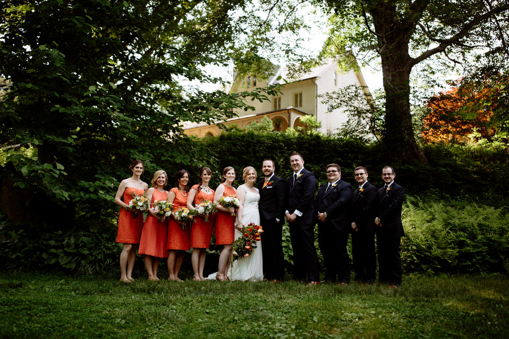 Colorful Delaware County wedding at Tyler Arboretum with Philadelphia Wedding Planner Heart & Dash with With Love and Embers and Wild Stems-294.jpg