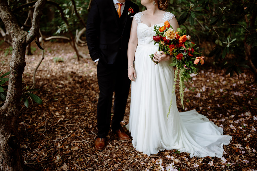 Pennsylvania wedding at Tyler Arboretum with a bold color palette - Wedding Planner Philadelphia Heart & Dash-171.jpg