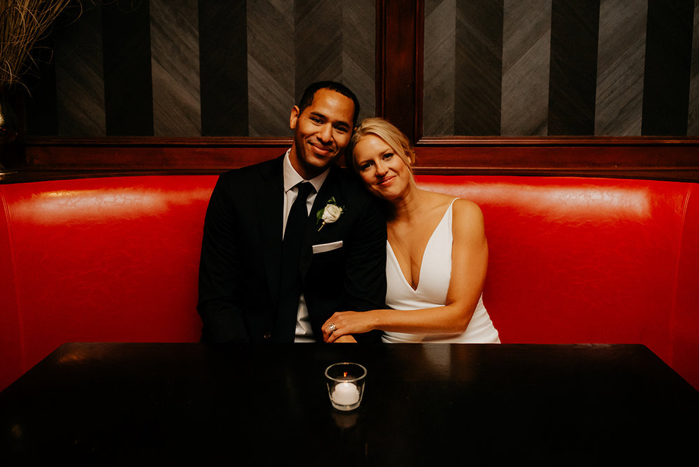 The Olde Bar Wedding at Bookbinders with Non-Traditional Wedding Planner Heart &  Dash and Photographer Viva Love Photo