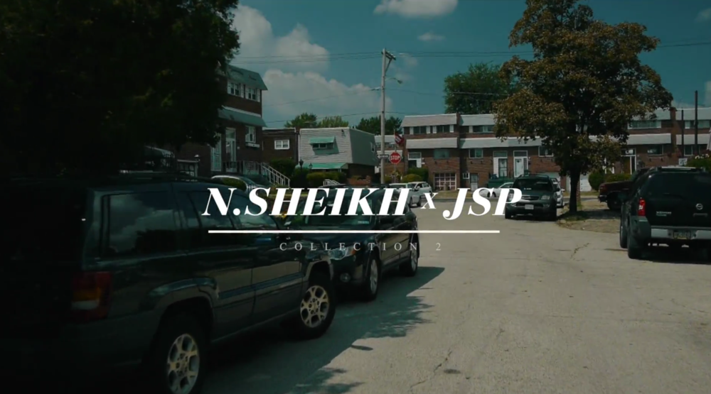 N.Sheikh x JSP Collection 2 (Collab)