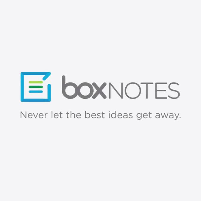 Box Notes Illustrations