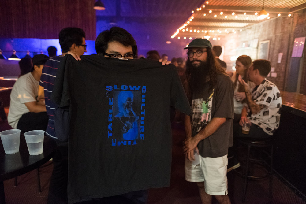 Limited shirt by Phil Nisco as modeled by Kristofferson San Pablo.