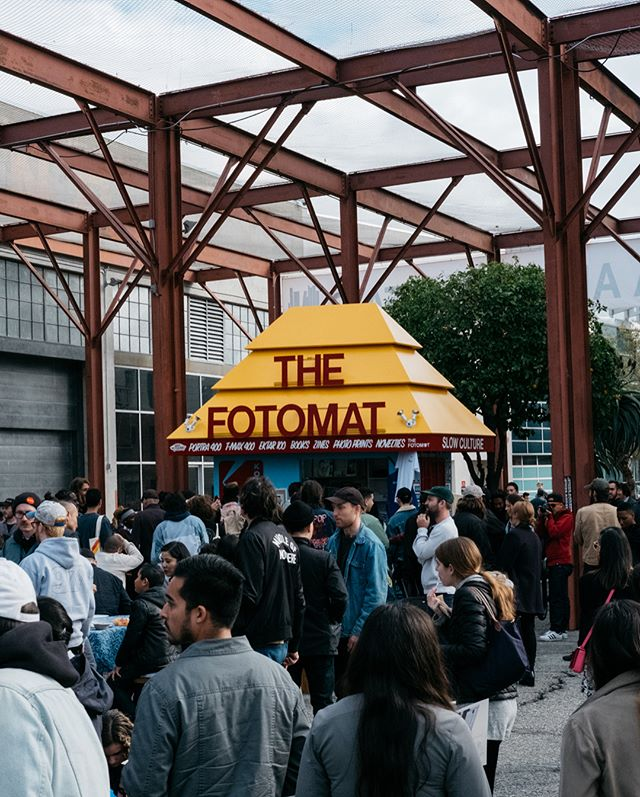 Tomorrow is the big day! After months of planning @thefotomat makes its NYC debut! We have lots of film, photographers and other goods in store so make sure to come see us. Film developing all weekend by @mononoawarefilm. Also don't forget to RSVP for our Afterparty 9/22 at vans.com/events.  Thank you to @vans @kodak and @creativedrinking for helping it all come together!