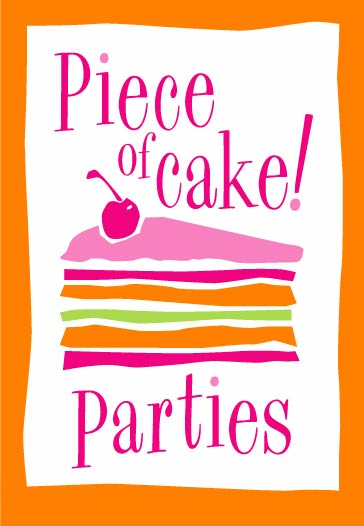 Piece of Cake Parties