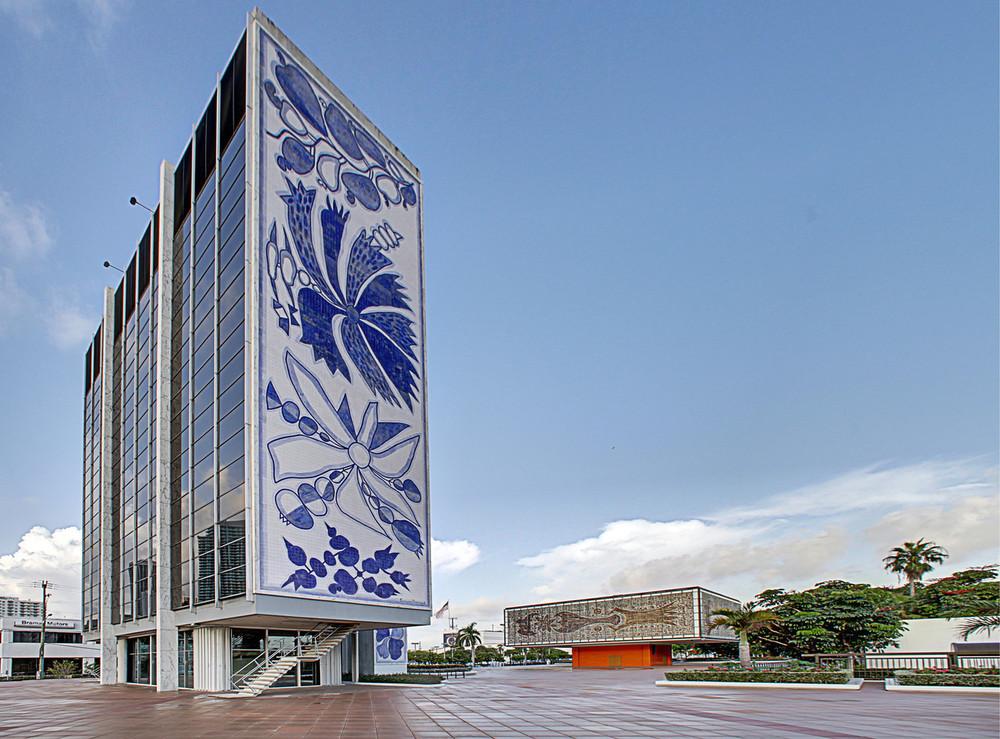 Bacardi Building Miami