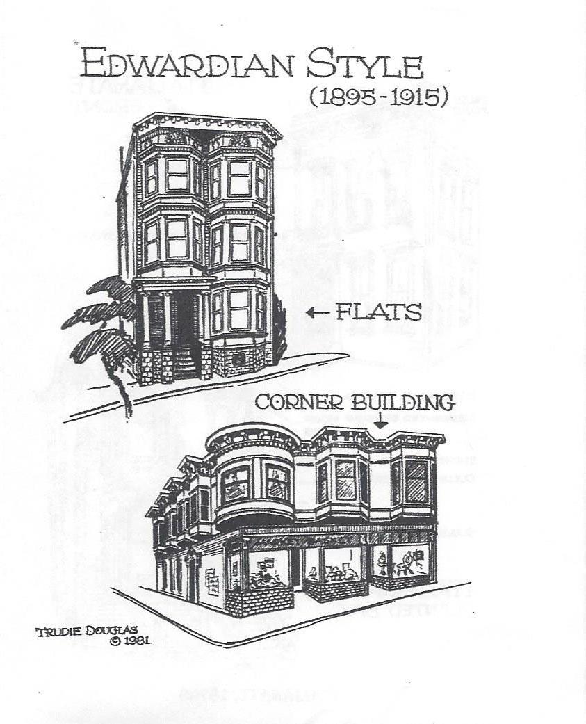 San Francisco Victorian Homes Christian Klugmann